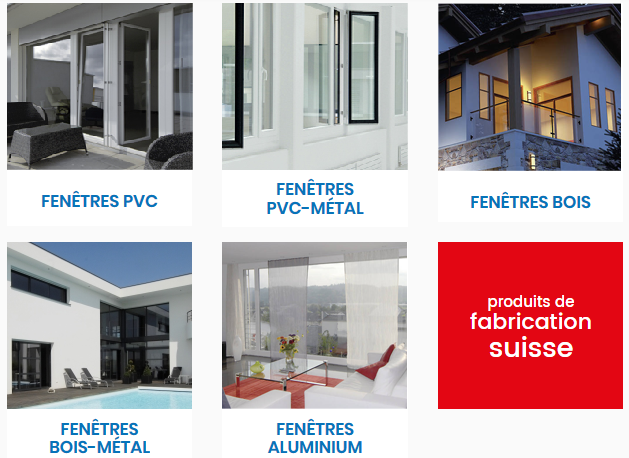 Alors ? Fenêtre en PVC, bois, métal, PVC métal, bois métal ?