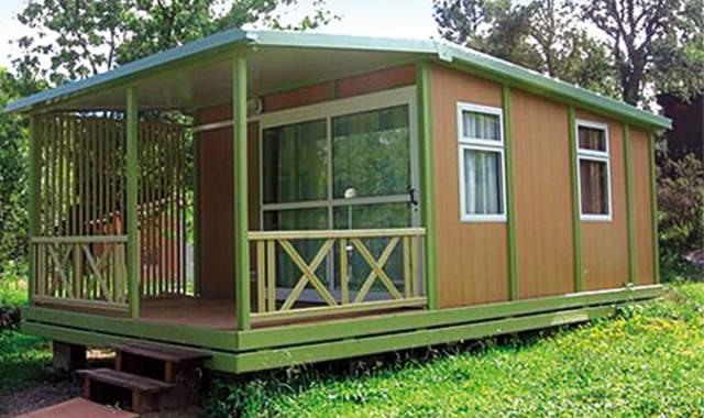 Le camping Site de Gorge Vent propose des locations différentes